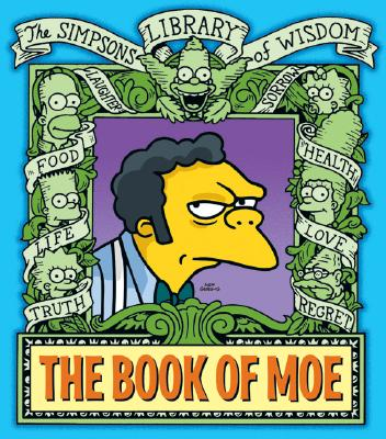 The Book of Moe By Groening, Matt