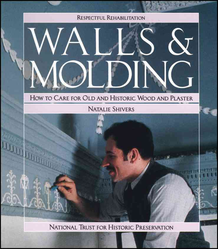 Walls & Molding By Shivers, Natalie